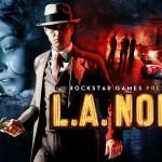 LA Noire Cover Art